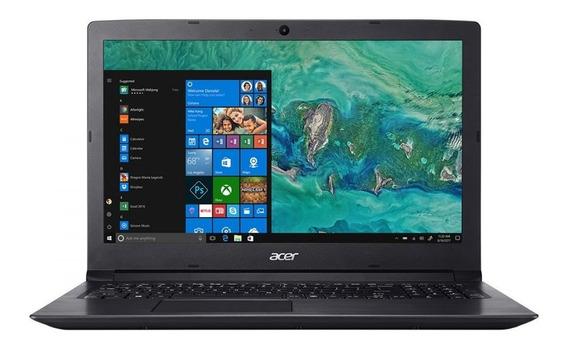 Notebook Acer Intel Core I5 8gb 1tb Tela 15,6 Windows 10