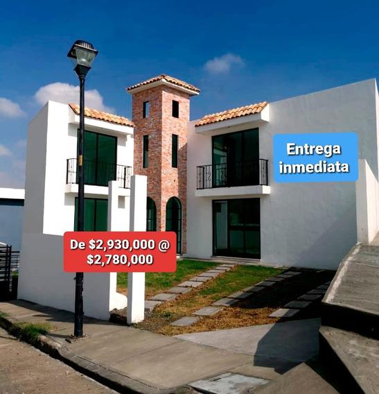 Casa Nueva Toscano Contemporáneo Fracc. El Mirador La Calera