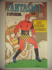 Fantasma Especial 1 Editora Rge 1972 Otimo