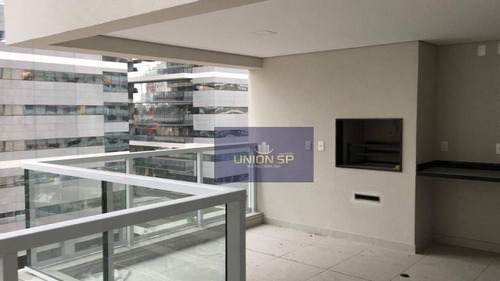 Apartamento Com 4 Dormitórios À Venda, 250 M² Por R$ 3.248.000,00 - Chácara Santo Antônio - São Paulo/sp - Ap44412