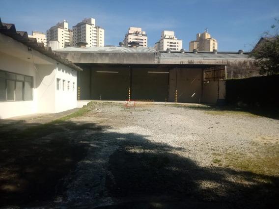 Aluga-se Terreno No Bairro Vila Vermelha, Em Sao Paulo - L-29413