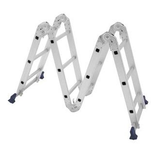 Escada Aluminiomor Multifuncional 4x3