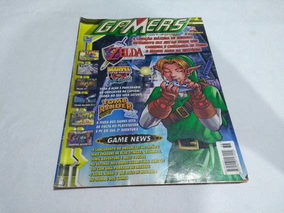Revista Gamers Nº 36 Dicas De Lunar 2