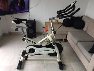 Bicicleta Fija Profesional Zellens Zl 8080