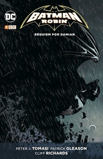 Comic Batman Y Robin: Requiem Por Damian - Peter Tomasi