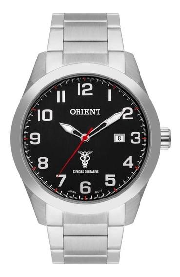 Relógio Orient Masculino Mbss1360 Fc01p2sx Form. Contábeis
