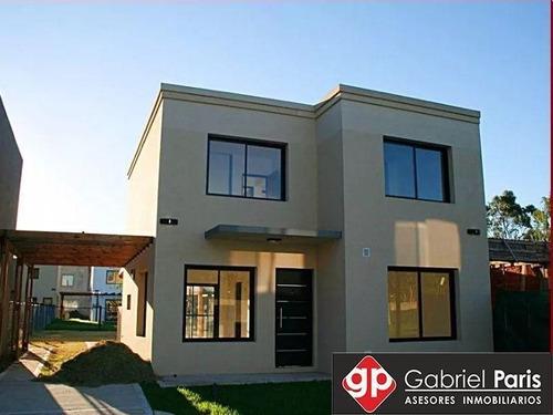Casa A Estrenar 4 Amb  En Villa Udaondo - Barrio Cerrado