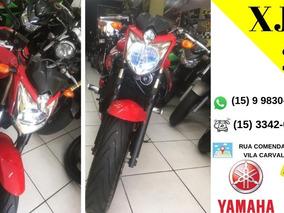 Yamaha Xj6 Ano 2012