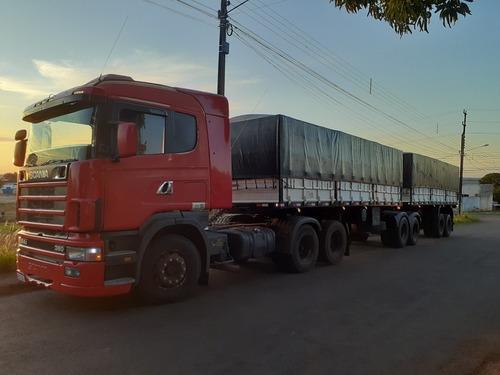 Scania R124 R124 360