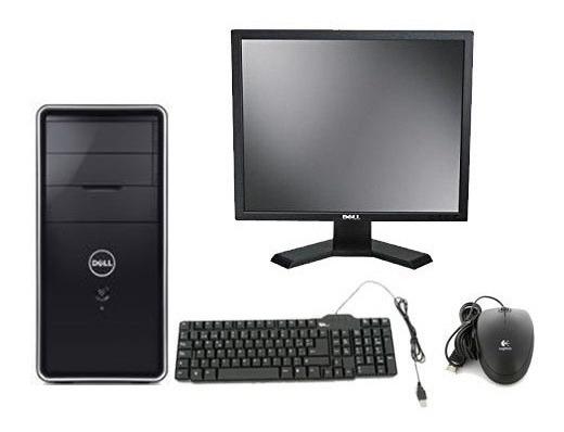 Equipo Completo Dell Inspiron 620 4gbram 500gbhdd I3 2da