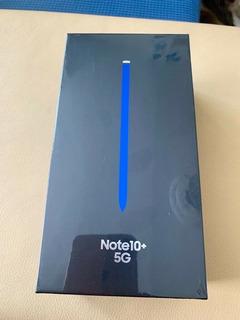 Celular Samsung Galaxy Note10+ 12gb Ram 512gb Nuevo Sellado