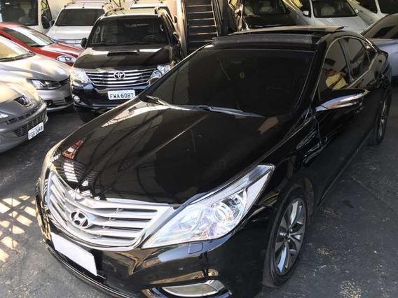 Hyundai Azera 3.0 V6 Aut. 4p 2013 Preto Com Teto