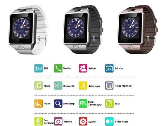 Smartwatch Dz09-5 Colores El Mejor Precio La Mejor Promocion