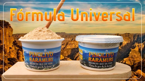 Imagen 1 de 3 de Super Alimento Pinoliyo Rarámuri