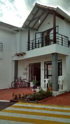 Hermosa Casa En Conjunto Cerrado Por El Anillo Vial,