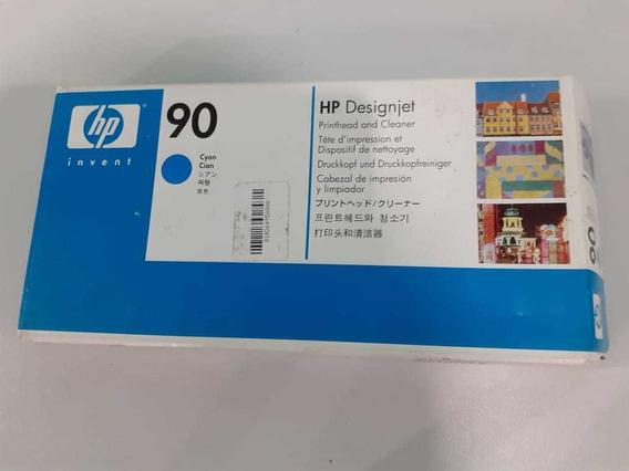 Cabeça De Impressão Hp 90 Cyan Original