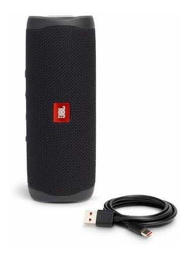 Caixa De Som Jbl Flip 5 Bluetooth A Prova Dágua