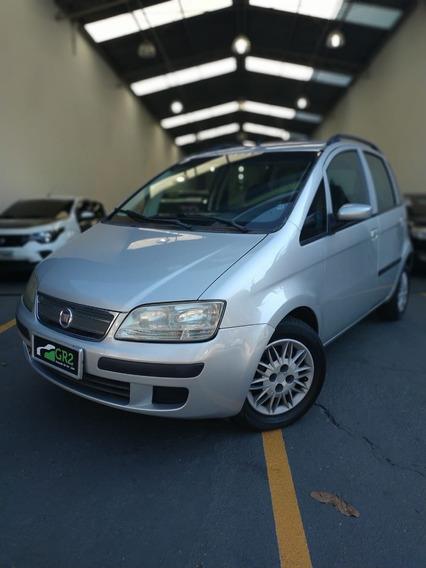 Fiat Idea 1.8 Mpi Hlx 8v