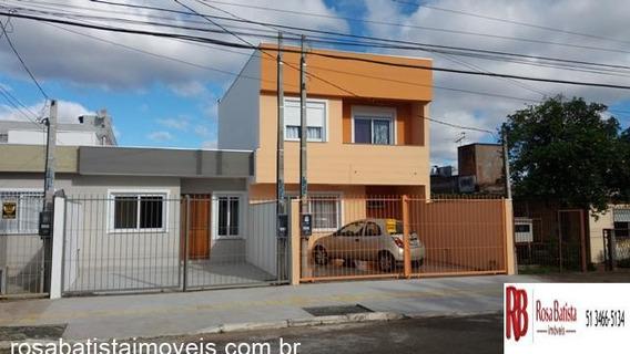 Casa Com 02 Dormitório(s) Localizado(a) No Bairro Fátima Em Canoas / Canoas - C103