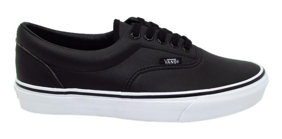 Tenis Vans Era Classic Vn0a38frnqr Tumble Black True White