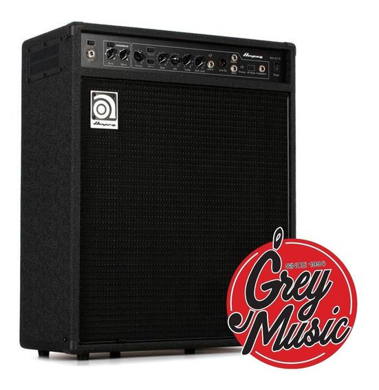 Ampeg Ba 210 V2 Ampli Combo Bajo 450 Watt Grey Music