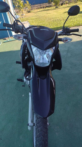 Honda Bros 160 Esdd