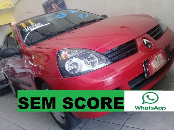Renault Clio Financiamento Com Score Baixo