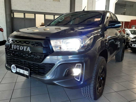 Toyota Hilux 2.8 Cabinad 177cv 4x4