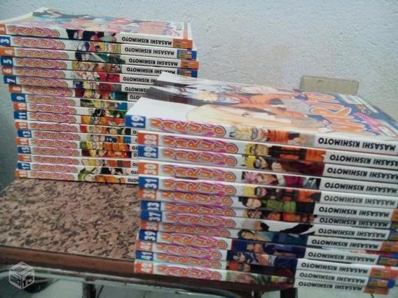 Manga Naruto Unitário Vários Números Consulte Disponibilidad