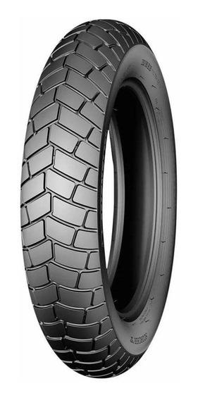Pneu Moto Michelin Scorcher 32 Diant 130/90 B16 Mc 73h Tl/tt