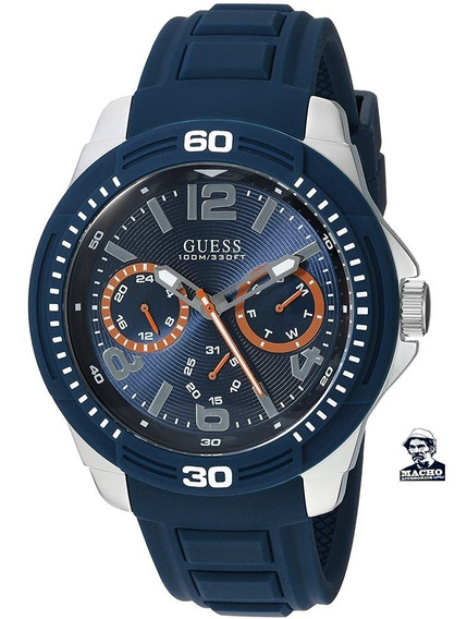 Reloj Guess Tread W0967g2 En Stock Original Garantía En Caja