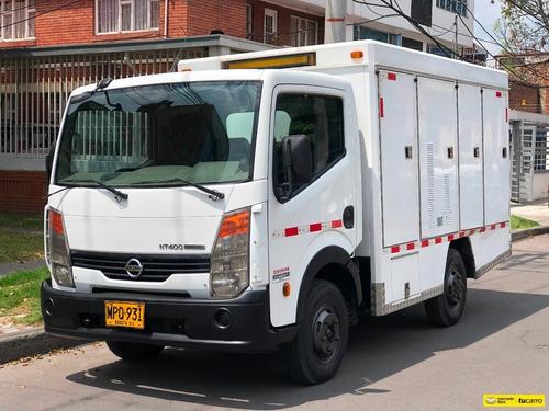 Camiones Nissan Cabstar Nt400