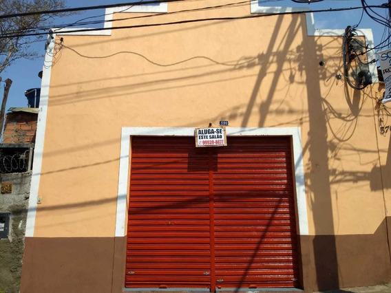Galpão Com Energia Trifásica Na Vila Progresso