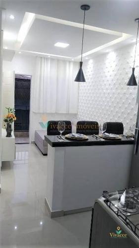Imagem 1 de 24 de Apartamento Com 2 Dormitórios À Venda, 37 M² Por R$ 199.000,00 - Cidade Líder - São Paulo/sp - Ap2773