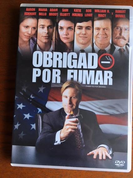 Dvd Obrigado Por Fumar