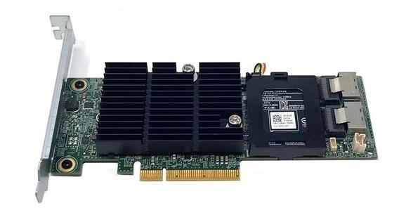 Controladora Raid Dell Perc H710 Sas 6gb 512mb Com Bateria