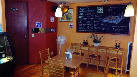 Traspaso Cafetería En Reforma