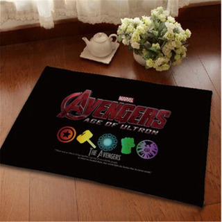 Tapete Decorativo Avengers 50x30 Cm