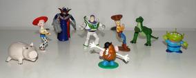 Disney Pixar | Figuras Toy Story | Com 8 Peças