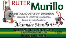 Destaqueo De Tuberias Ruter Murillo