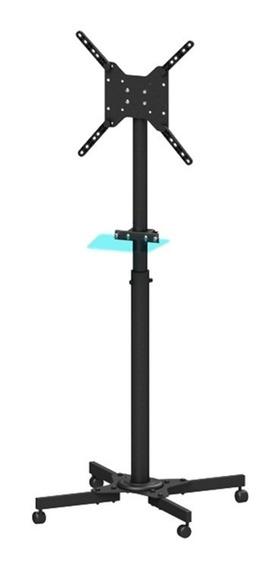 Pedestal Para Tv Avatron Tvc-01r-b 27 - 55 Pol Com Bandeja