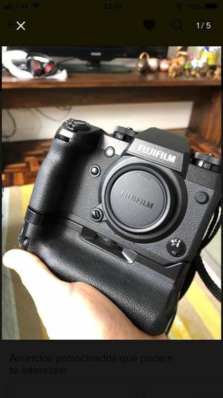 Camera Fujifilm Xh-1 - Com Grip -