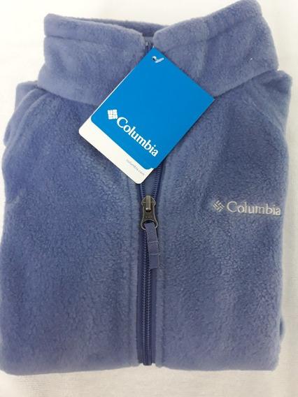 Columbia, Camperas En Polar Para Chicos