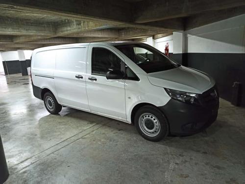 Mercedes-benz Vito 1.6 111 Cdi Furgon V2 Aa 114cv Stock - Sf