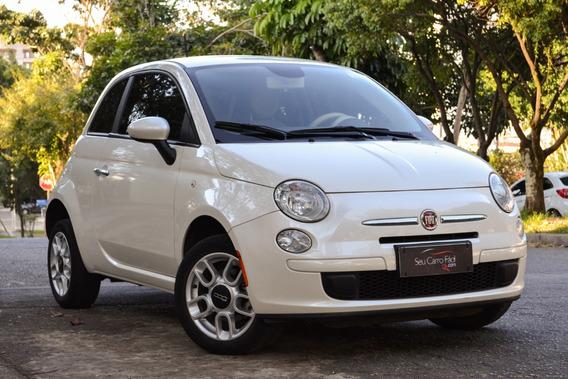 Fiat 500 Cult 1.4 Flex - Única Dona - 2013