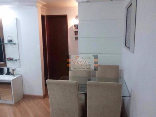 Apartamento Residencial À Venda, Brasilândia, São Paulo. - Ap0593
