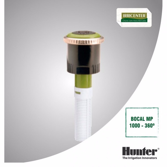 Bocal Mp Hunter Irrigação 1000 360