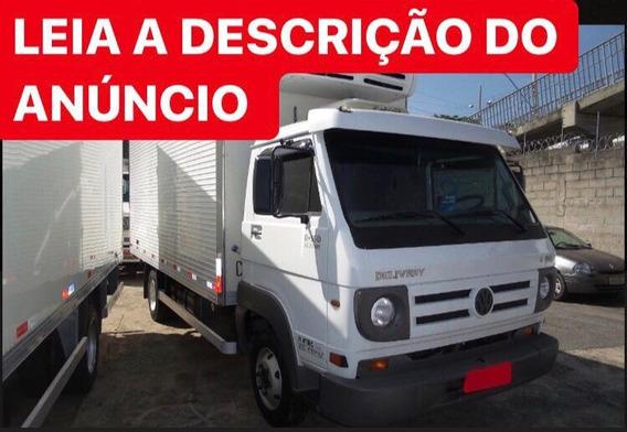 Vw 9-150 Baú Frigorifico Delivery