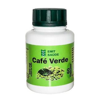 Café Verde (96 Potes) Metabolismo Saciante Imunológico Peso