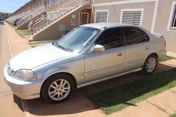 Honda Civic, 98/98, Manual, Completo